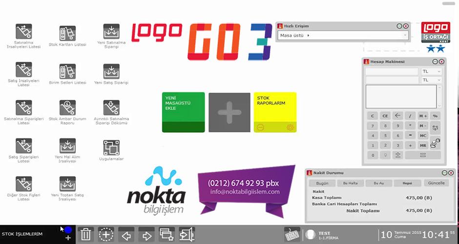 LOGO GO 3 Demo